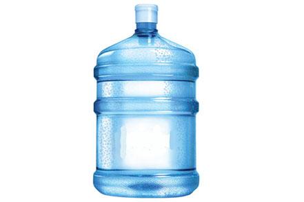 galão de água mineral